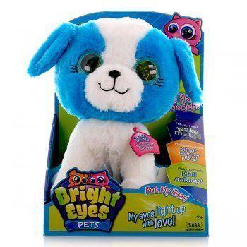 Игрушка Bright Eyes интерактивная плюшевый щенок 22334 » Мумидол ... f30947e3293