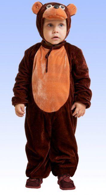 120Костюм медведицы детский